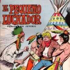 Tebeos: PEQUEÑO LUCHADOR,EL- Nº 63 -CONTRA OSO GRANDE-SELECCION AVENTURERA-1978-BUENO-DIFICIL-LEA-4623. Lote 257612415