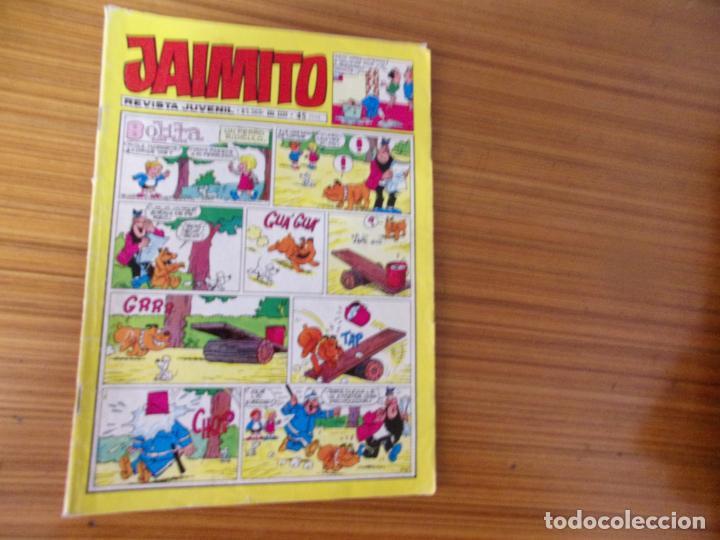 JAIMITO Nº 1560 EDITA VALENCIANA (Tebeos y Comics - Valenciana - Jaimito)