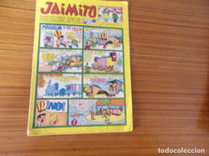 JAIMITO Nº 1409 EDITA VALENCIANA (Tebeos y Comics - Valenciana - Jaimito)