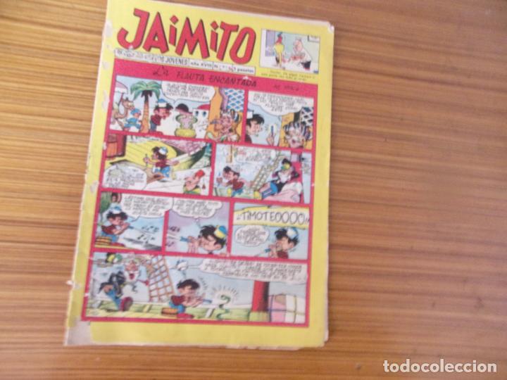 JAIMITO Nº 7...EDITA VALENCIANA (Tebeos y Comics - Valenciana - Jaimito)
