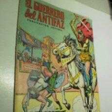Livros de Banda Desenhada: EL GUERRERO DEL ANTIFAZ Nº 3 1972 (BUEN ESTADO). Lote 258136645