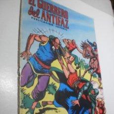Livros de Banda Desenhada: EL GUERRERO DEL ANTIFAZ Nº 62 1973 (EN BUEN ESTADO PERO CON TAPAS SUELTAS, LEER). Lote 258157030