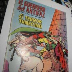Livros de Banda Desenhada: EL GUERRERO DEL ANTIFAZ Nº 58 1973 (BUEN ESTADO CON EL LOMO ABIERTO Y DESGRAPADO). Lote 258195030