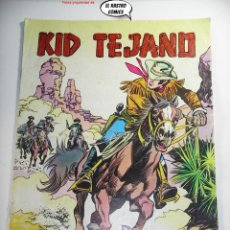 Livros de Banda Desenhada: KID TEJANO Nº 5, ED. VALENCIANA. Lote 258227855