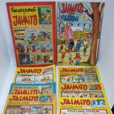 BDs: LOTE JAIMITO SELECCIONES EXTRA OTOÑO PRIMAVERA 1966 1967 1968. Lote 258797825