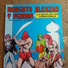 Livros de Banda Desenhada: COMIC DE ROBERTO ALCAZAR Y PEDRIN EN LA SECTA DE LOS ADORADORES Nº 16. Lote 260314015