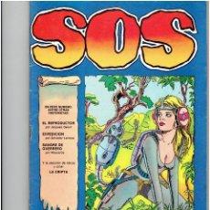 Tebeos: ARCHIVO * 2 COMIC SOS * REVISTA DE TERROR PARA ADULTOS Nº 00 - 02. EDITVAL 1984 *. Lote 260320550