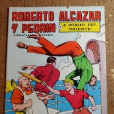 Livros de Banda Desenhada: COMIC DE ROBERTO ALCAZAR Y PEDRIN EN A BORDO DEL ORIENTE Nº 10. Lote 260373745