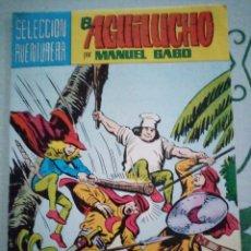 Tebeos: EL AGUILUCHO - MANUEL GAGO - VALENCIANA 1982. Lote 260559660