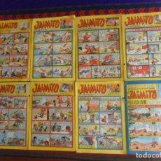 Tebeos: SELECCIONES DE JAIMITO 116 JAIMITO 792 829 831 847 850 867 929. VALENCIANA. 1967. 6 Y 6,50 PTS.. Lote 260627040