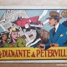 Tebeos: SELECCIÓN AVENTURERA Nº 44 - EL DIAMANTE DE PETERVILLE - MONOGRÁFICO - VALENCIANA. Lote 260696540