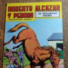Livros de Banda Desenhada: COMIC DE ROBERTO ALCAZAR Y PEDRIN EN EL TRIANGULO NEGRO Nº 147. Lote 260873280