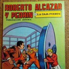 Livros de Banda Desenhada: COMIC DE ROBERTO ALCAZAR Y PEDRIN EN LA CAJA FUERTE Nº 34. Lote 260987945