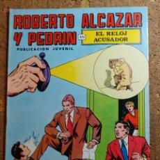Livros de Banda Desenhada: COMIC DE ROBERTO ALCAZAR Y PEDRIN EN EL RELOJ ACUSADOR Nº 30. Lote 260995310