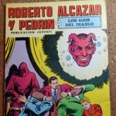 Livros de Banda Desenhada: COMIC DE ROBERTO ALCAZAR Y PEDRIN EN LOS OJOS DEL DIABLO Nº 29. Lote 260999015