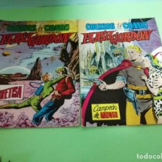 Tebeos: COLOSOS DEL COMIC NUMEROS 9 Y 29 FLASH GORDON. Lote 261188610