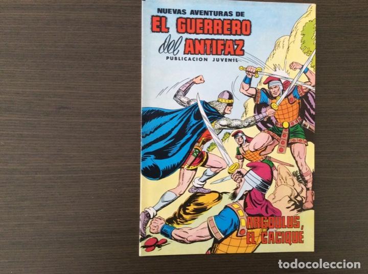 NUEVAS AVENTURAS DEL GUERRERO DEL ANTIFAZ NÚMERO 46 (Tebeos y Comics - Valenciana - Guerrero del Antifaz)