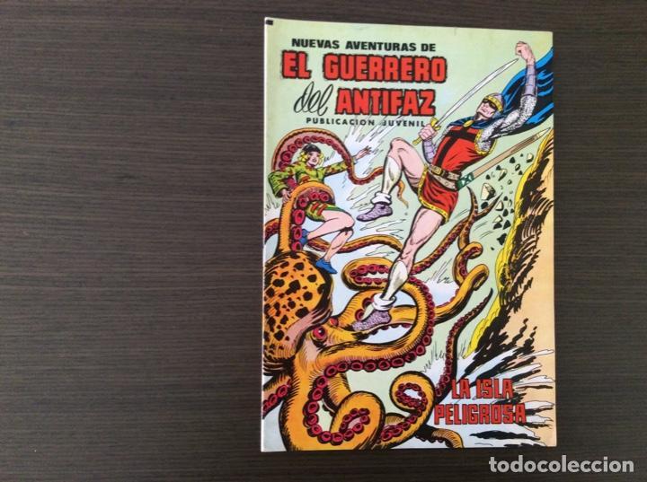 NUEVAS AVENTURAS DEL GUERRERO DEL ANTIFAZ NÚMERO 47 (Tebeos y Comics - Valenciana - Guerrero del Antifaz)