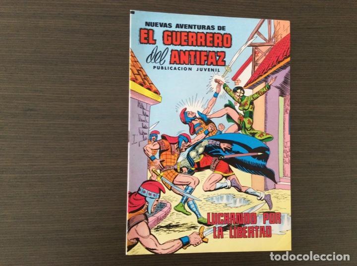 NUEVAS AVENTURAS DEL GUERRERO DEL ANTIFAZ NÚMERO 48 (Tebeos y Comics - Valenciana - Guerrero del Antifaz)