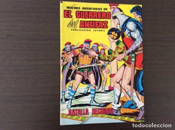 NUEVAS AVENTURAS DEL GUERRERO DEL ANTIFAZ NÚMERO 49 (Tebeos y Comics - Valenciana - Guerrero del Antifaz)