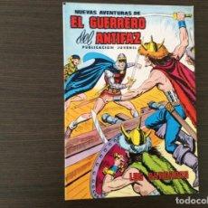 Tebeos: NUEVAS AVENTURAS DEL GUERRERO DEL ANTIFAZ 50. Lote 261230030