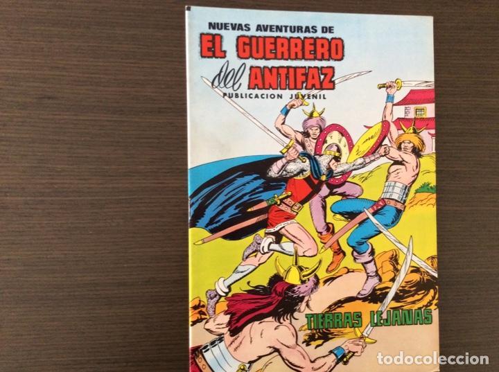 NUEVAS AVENTURAS DEL GUERRERO DEL ANTIFAZ 51 (Tebeos y Comics - Valenciana - Guerrero del Antifaz)