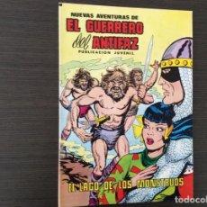 Tebeos: NUEVAS AVENTURAS DEL GUERRERO DEL ANTIFAZ 52. Lote 261232035