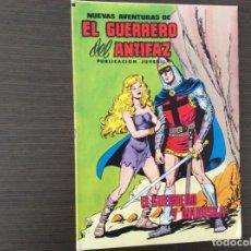 Tebeos: NUEVAS AVENTURAS DEL GUERRERO DEL ANTIFAZ 54. Lote 261232955