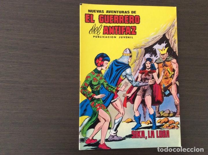 NUEVAS AVENTURAS DEL GUERRERO DEL ANTIFAZ 56 (Tebeos y Comics - Valenciana - Guerrero del Antifaz)