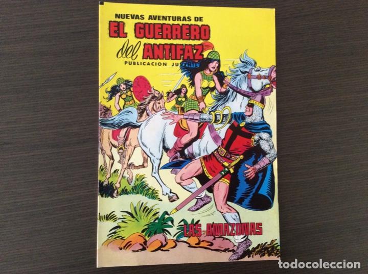 NUEVAS AVENTURAS DEL GUERRERO DEL ANTIFAZ 57 (Tebeos y Comics - Valenciana - Guerrero del Antifaz)