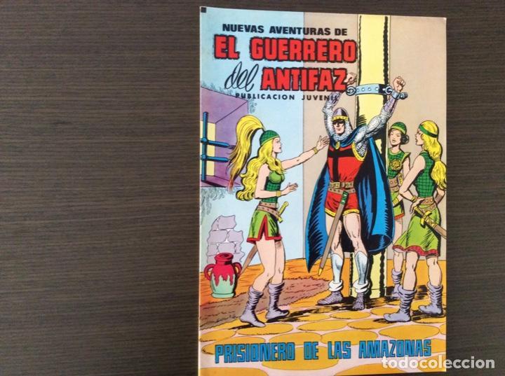 NUEVAS AVENTURAS DEL GUERRERO DEL ANTIFAZ 58 (Tebeos y Comics - Valenciana - Guerrero del Antifaz)