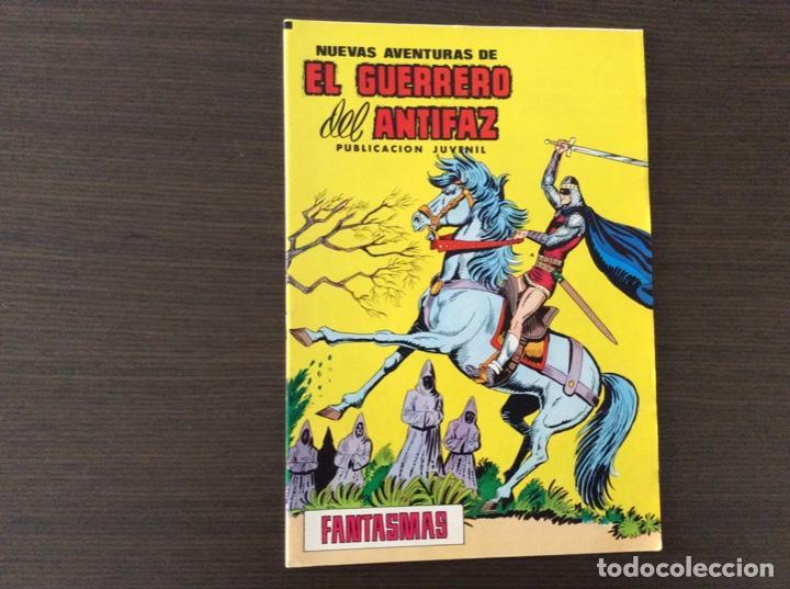 NUEVAS AVENTURAS DEL GUERRERO DEL ANTIFAZ 61 (Tebeos y Comics - Valenciana - Guerrero del Antifaz)