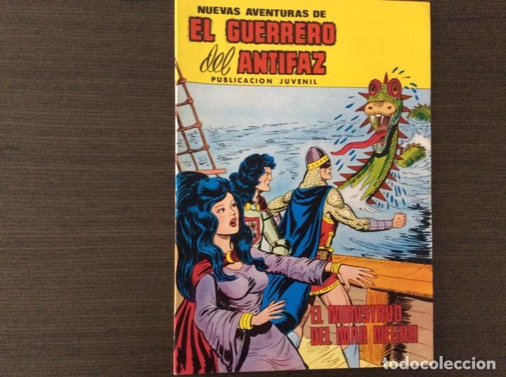 NUEVAS AVENTURAS DEL GUERRERO DEL ANTIFAZ 63 (Tebeos y Comics - Valenciana - Guerrero del Antifaz)