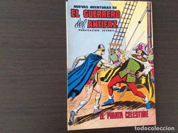 NUEVAS AVENTURAS DEL GUERRERO DEL ANTIFAZ 64 (Tebeos y Comics - Valenciana - Guerrero del Antifaz)