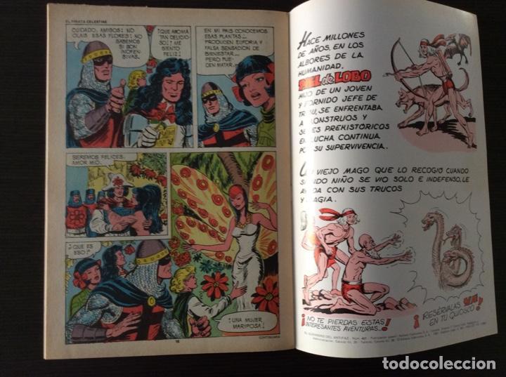 Tebeos: NUEVAS AVENTURAS DEL GUERRERO DEL ANTIFAZ 64 - Foto 4 - 261255300