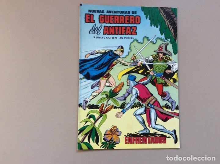 NUEVAS AVENTURAS DEL GUERRERO DEL ANTIFAZ 66 (Tebeos y Comics - Valenciana - Guerrero del Antifaz)