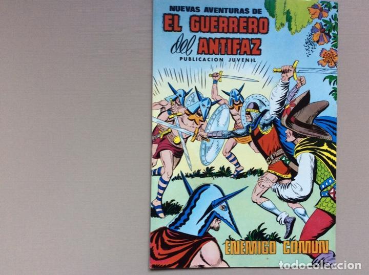 NUEVAS AVENTURAS DEL GUERRERO DEL ANTIFAZ 69 (Tebeos y Comics - Valenciana - Guerrero del Antifaz)