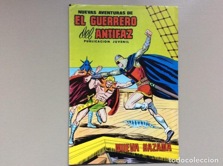NUEVAS AVENTURAS DEL GUERRERO DEL ANTIFAZ 70 (Tebeos y Comics - Valenciana - Guerrero del Antifaz)