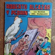 BDs: COMIC DE ROBERTO ALCAZAR Y PEDRIN EN LA BANDA DEL PAPAGAYO Nº 28. Lote 261333000