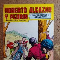 BDs: COMIC DE ROBERTO ALCAZAR Y PEDRIN EN CONTRABANDO DE ARMAS Nº 100. Lote 261333470