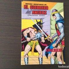 Giornalini: NUEVAS AVENTURAS DEL GUERRERO DEL ANTIFAZ 73. Lote 261334265