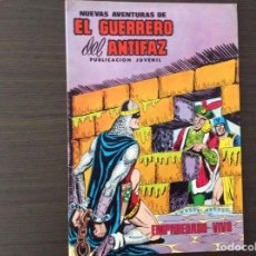 Giornalini: NUEVAS AVENTURAS DEL GUERRERO DEL ANTIFAZ 78. Lote 261335300