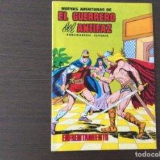 Giornalini: NUEVAS AVENTURAS DEL GUERRERO DEL ANTIFAZ 105. Lote 261356620