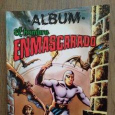 Tebeos: ÁLBUM EL HOMBRE ENMASCARADO TOMO 4. EDITORA VALENCIANA. 1980. Lote 261792985