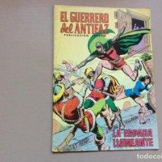 Tebeos: EL GUERRERO DEL ANTIFAZ NÚMERO 180. Lote 261914765