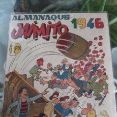 Tebeos: ALMANAQUE JAIMITO 1946. Lote 261966105