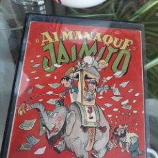 Tebeos: ALMANAQUE JAIMITO 1950. Lote 261966545