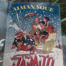Tebeos: ALMANAQUE JAIMITO 1948. Lote 261967375