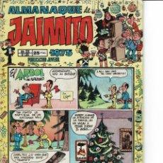 Tebeos: ALMANAQUE JAIMITO PARA 1975 (SE ESTUDIAN OFERTAS). Lote 262051665
