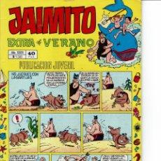 Tebeos: JAIMITO EXTRA VERANO Nº 1543 (SE ESTUDIAN OFERTAS). Lote 262052015